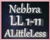 ♥ Nebbra Little Less