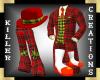 (Y71) The Tartan Clown