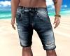 Cut n Cuffed Jeans -M-