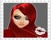D*tatiana red hair
