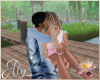 Water Lilies Kiss