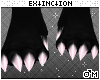 #psy 9: male claws