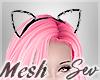 *S Kitty Cat Headband