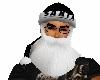 Santa Hat/Beerd Black