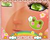 :G: Froggy Face Sticker