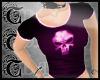 TTT Skull T-Shirt ~DrkPn