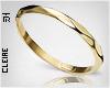!C♔ Gold Bangle! ll