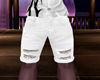 shorts summer white
