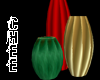 *Chee: Christmas Vases
