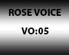Rosy Voice Vo:05