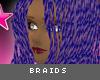 [V4NY] Braids Purple
