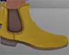 Gold Chelsea Boots (M)