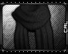 [c] Scarf: Gray