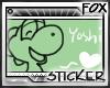 [F] Yoshi Love Stamp