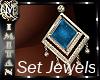 (MI) Blue Jewels Kalina