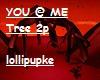 YOU @ ME Tree 2p