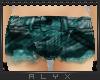 Marine Camo Shorts [F]