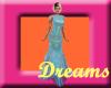 |FD| Blue 2 Gown