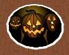 Halloween Pumpkin Rug 2