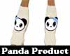 Panda Loose socks