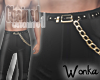 W° Chained Irony .Pants