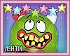 ! KID Green Monster Hat