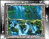 Waterfall  framed 3