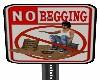 No Begging