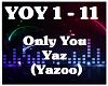 Only You-Yazoo, Yaz