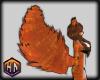 tail orange kitty furry