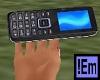 !Em Bar Cell Phone Green