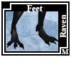 Raven Feet M