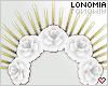 White Rose Crown