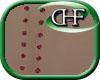HFD Spine Piercing Red