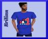 [B] #1 Dad T-Shirt