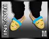 [R] Emoji Slippers V2 M