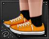!D! Lana Orange Shoes