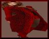 LeopardCoat&Top Red/Blk