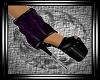 Casandra Heel-purple