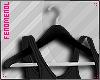 [F] Hanger Blk Female