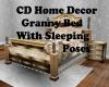 CD HomeDecor Granny Bed