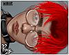 Red Antidark Hair