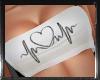 -pr- heartbeat white