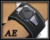 Chrome Cuff Watch