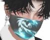 Blue Dragon mask 1