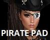 Pirate PAD Patch