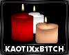 Heart Candles 1 -Derive