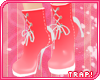 T! Sweet Trap Boots.