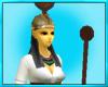 Egypt Dance Statue