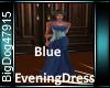 [BD]BlueEveningDress
